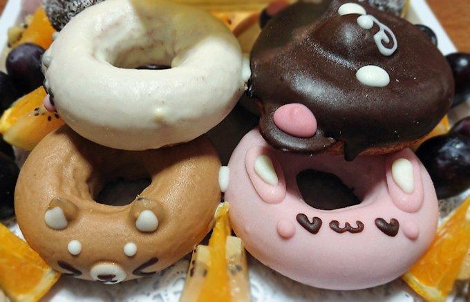 かわいいけど食べちゃう!『イクミママのどうぶつドーナツ』でハッピーバースデー!