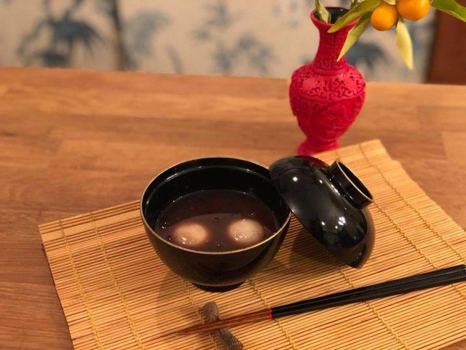 寒いときに大活躍の「小倉汁粉」!気軽に食べられる、とらやの本格おしるこ