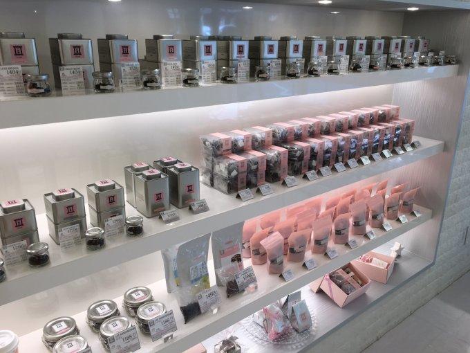 兵庫・芦屋の紅茶専門店「Le Luxe」でひとときのやすらぎとさりげない贅沢を