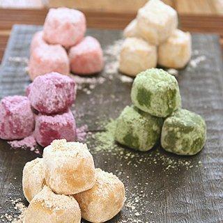 博多織の色で揃えられたクッキー「博多こいし」