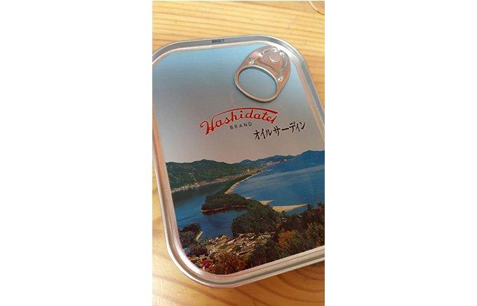 国産「鰯」で作った京風テイストの缶詰