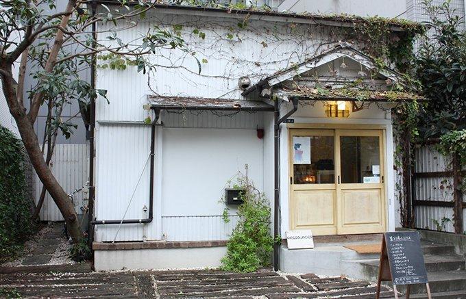 都会の真ん中にあるかわいいお店 菓子工房ルスルスの「鳥のかたちクッキー」
