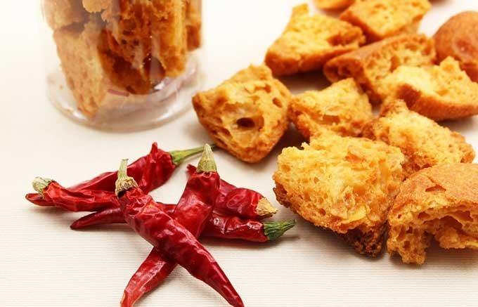 寒い季節におすすめ!ホットなスパイスが効いた唐辛子入りのピリ辛な手土産