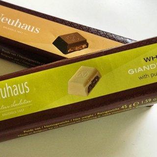 ベルギー王室御用達ショコラティエ『Neuhaus』の「チョコレートバー」