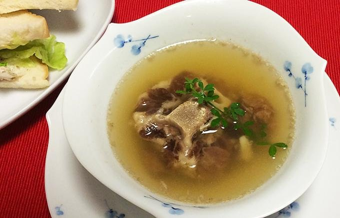 寒い朝にスイッチ温!たった5分でできるカンタン朝スープ