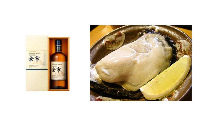 牡蠣にはシャブリ……じゃなくてジャパニーズ・ウイスキー!?