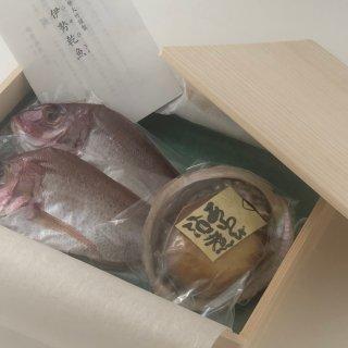 伊勢神宮御用達、御神饌に連なる最高級干物「伊勢乾魚」