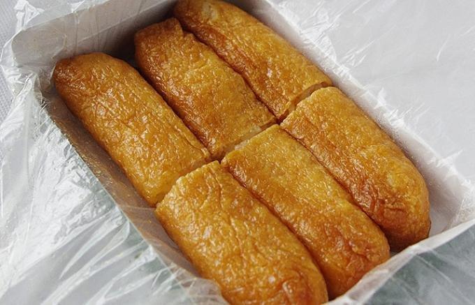 【17日は大好評いなり寿司の日】老舗すし屋の技あり「いなり寿司」に舌鼓