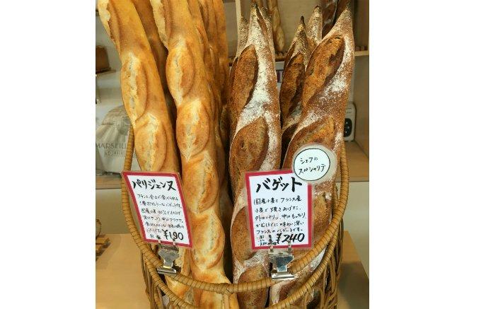 パン職人が丹精込めて作り上げる、思いのこもったとっておきの「パン」