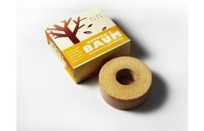 ただただ美味しい、パティシエ エス コヤマの「バウムクーヘン」