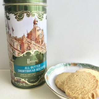 ロイヤル・ウエディングに沸くイギリスの伝統菓子「ショートブレッド」