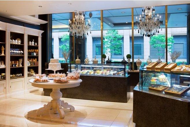 ホテル インターコンチネンタル 東京ベイ德永シェフの唯一無二の「ショートケーキ」