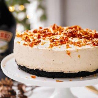 アイルランド大使館御用達!冷やして食べる大人のデザート「ベイリーズチーズケーキ」
