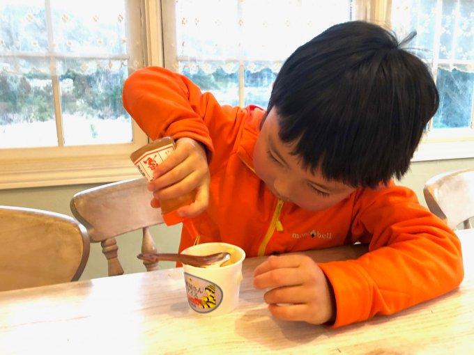 養蜂のプロが作る砂糖、食品添加物不使用の「蜂蜜屋さんのアイス」