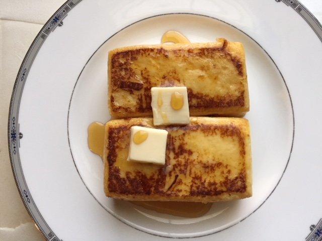 世界一と評判!『ホテルオークラ東京』のフレンチトースト