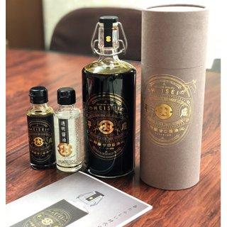 世にも不思議な透明醤油×平成を締めくくるのに相応しい「平成醤油」