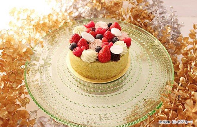 パティシエがオススメする、クリスマス・ケーキ