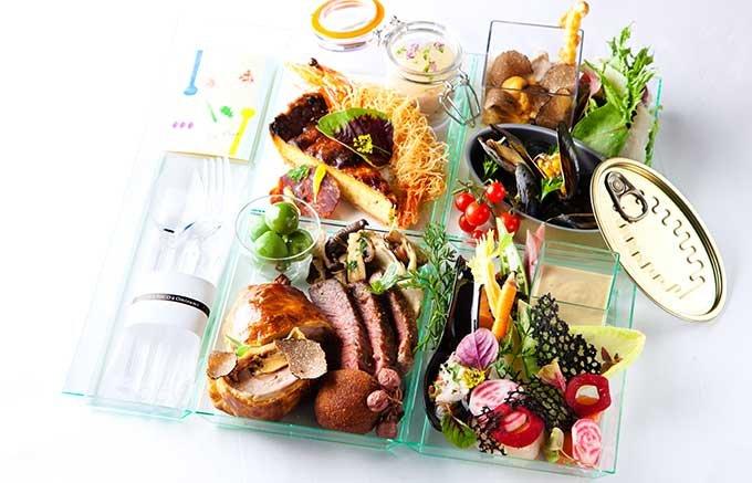 湘南の人気レストラン「ル・ニコ・ア・オーミナミ」の本格料理がデリボックスに!