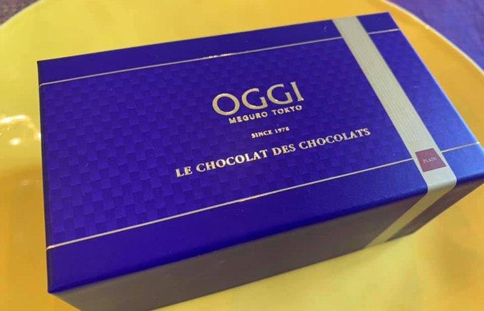 ぎゅっと濃縮チョコが堪能できる!『OGGI』の「プティショコラ」
