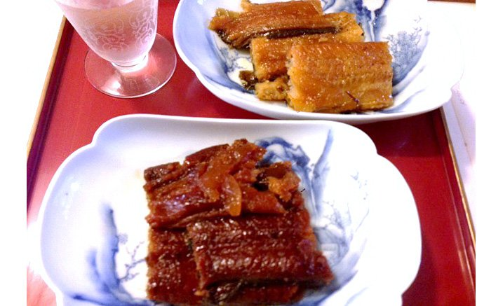 """昆布でうなぎを""""炊いたん""""、ひと味違う夏の味覚、絶品「柚子かほる煮うなぎ」"""