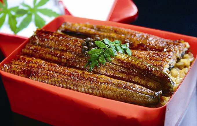 オランダの街並みを眺めながら味わう鰻は格別!土用の丑の日の鰻重・鰻寿司