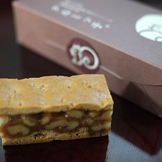 くるみぎっしりな口どけまろやかなお菓子 鎌倉紅谷の「クルミッ子」