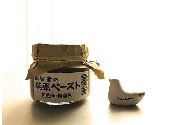 塗るだけで栗スイーツが完成!後引く美味しさの『松仙堂』の純栗ペースト