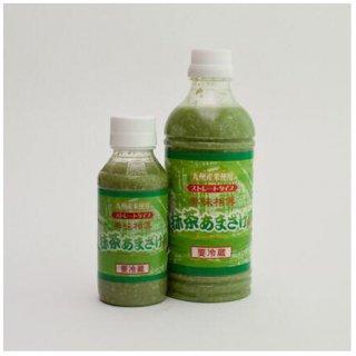 自然な甘みで人気上昇中!創業100年の老舗『橋本醤油』がつくる「抹茶あまざけ」