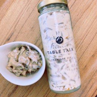 ろばた漬けの食感が楽しい!和食にもよく合う「TARTARE DIP」