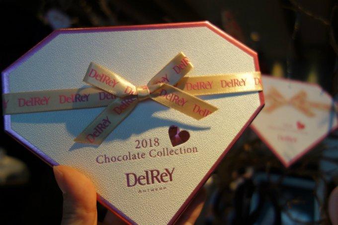 女性の憧れ、ダイヤモンドのように輝くショコラ『DelReY(デルレイ)』