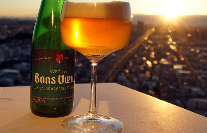 """新年のスタート!""""1月""""にこそ飲むビール『ボン ヴー』"""
