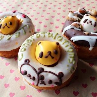 赤ちゃんパンダの誕生に沸く上野で見つけた「パンダドーナツ」