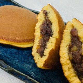 住吉大社参拝みやげ『喜久寿』の名物「どらやき」はふっくらふわふわ生地が美味!