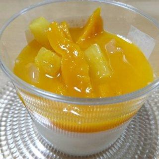 千疋屋総本店「絹ごし杏仁マンゴー」は限定店だけの希少価値の高いフルーツデザート