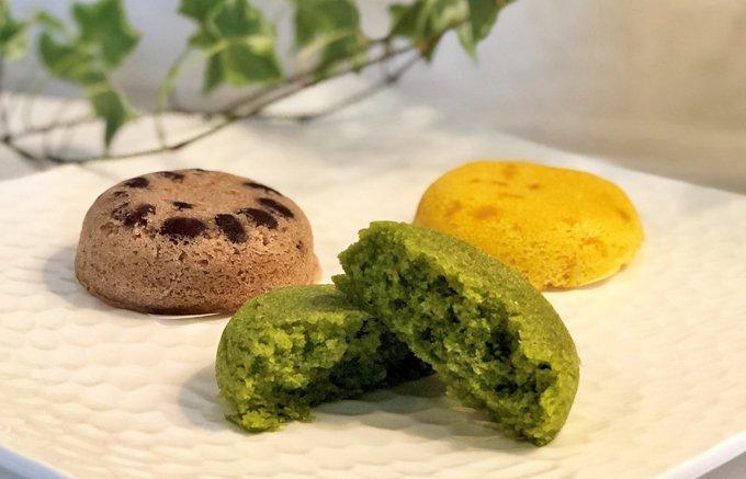しっとりふわふわ!和と洋のいいとこどりした福壽堂秀信の創作菓子「ふくふくふ」