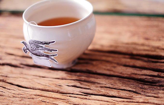 水の音で味わえる、CHA YUANの香り高い上質のお茶「伝書鳩のTEABAG」