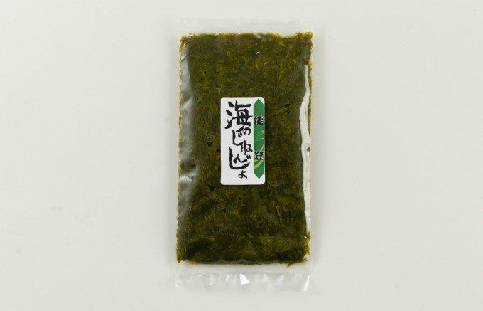 独特な食感がクセになる海藻「あかもく」