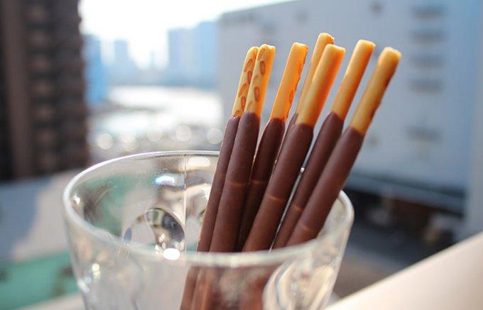 行列必至!関西でしか販売されていなかった高級ポッキー「バトンドール」に新味登場!