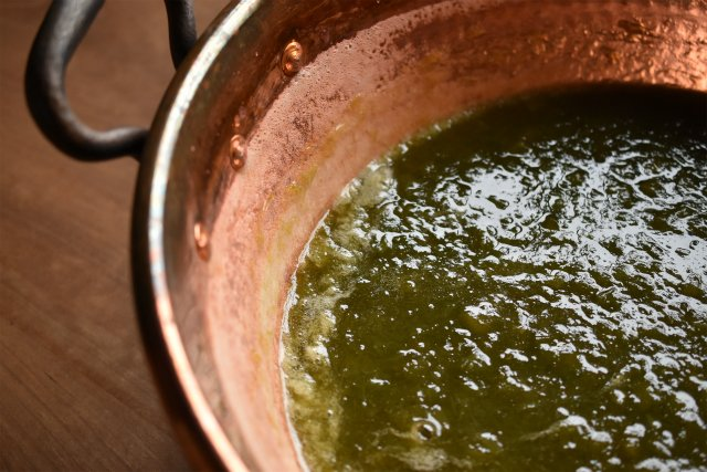 爽やかな香りと酸味!土から有機にこだわったグリーンルバーブのコンフィチュール