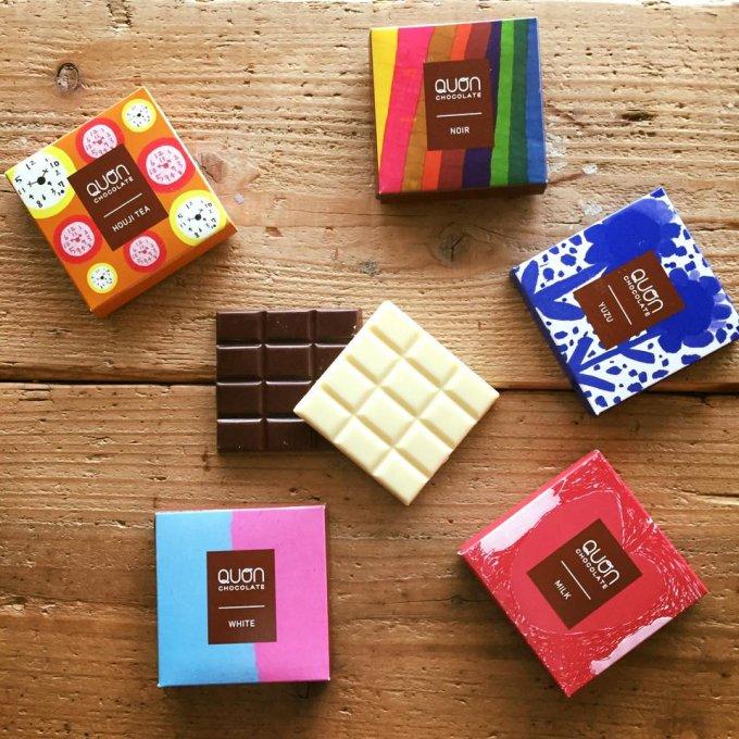 スイーツ好きが押し寄せる人気のチョコレート専門店「久遠チョコレート新潟」