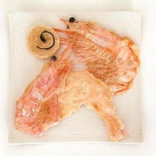 海老そのものを食べるより、風味がギュッと詰まってる! 桂新堂の「海老づくし」
