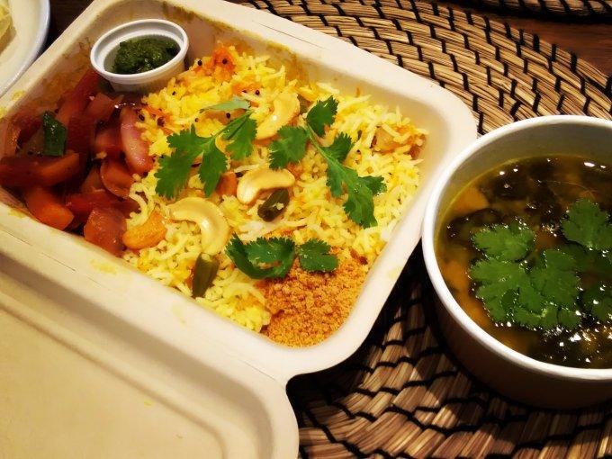 【東京都】心と体に休息を。テイクアウトOKの「Vegan Curry」