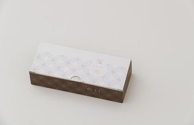 博多の縁起菓子「宝寿」(ほうじゅ)が濃厚で美味しい!!