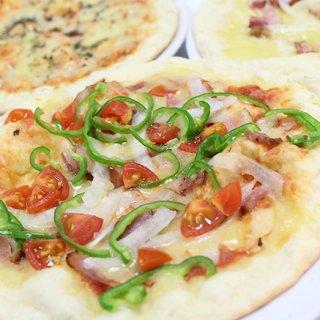 よくある冷凍ピザは、手作り感満載の極上ピザだった!
