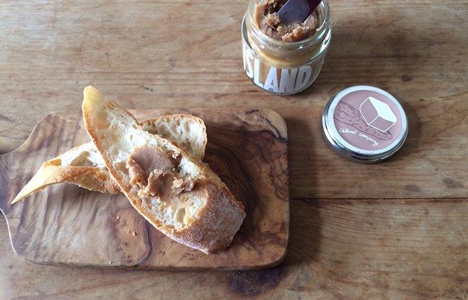自然な味わいが魅力の「とうふ屋さんの大豆バター」
