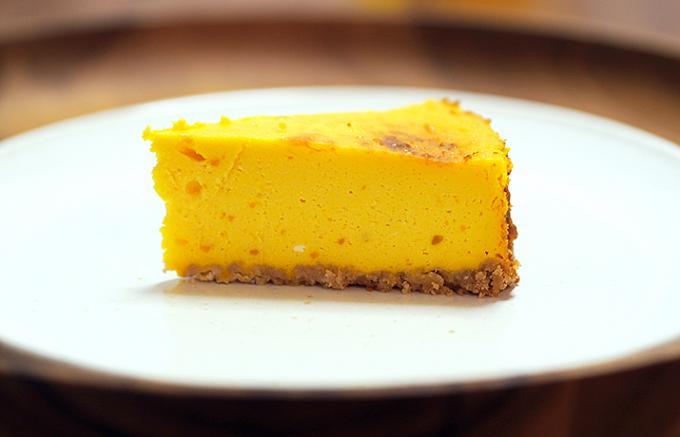 新潟県の上越市から届く秘密の「かぼちゃのチーズケーキ」
