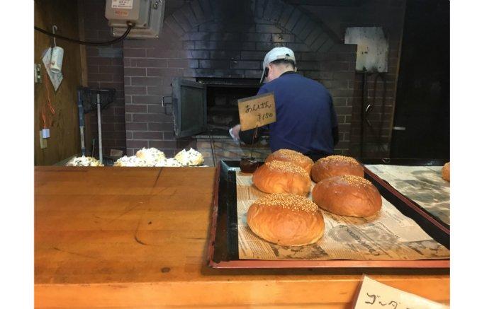 石釜の香ばしさがたまらないパン屋さん!あんぱんが絶品な「麦の実」