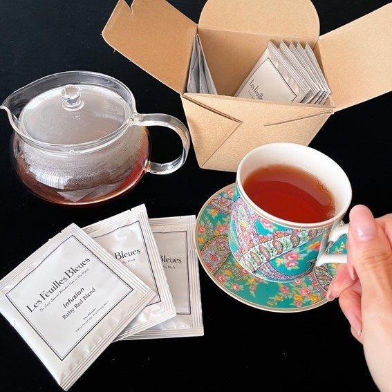 【紅茶鑑定士・厳選】鮮やかな紅色が美しい……最新作!極上ブレンドティー