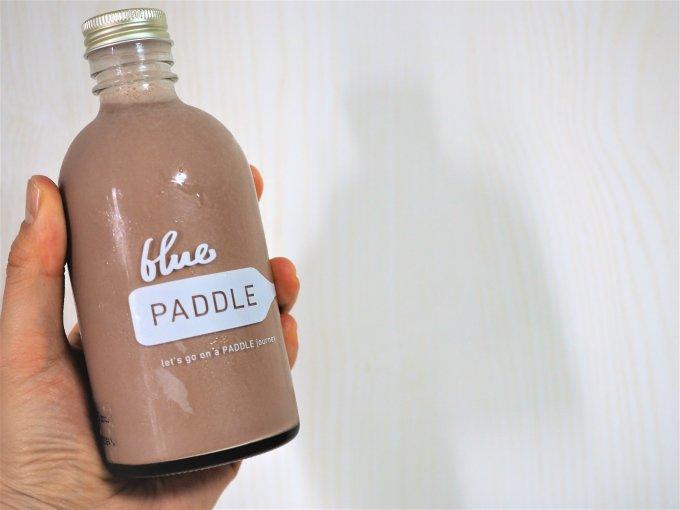一気に飲み干したくなる!驚きの美味しさ『ブルーパドル』のコールドプレスジュース