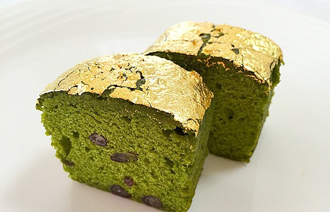 お正月や新年のご挨拶にぴったり!豪華絢爛な「黄金の焼き菓子」
